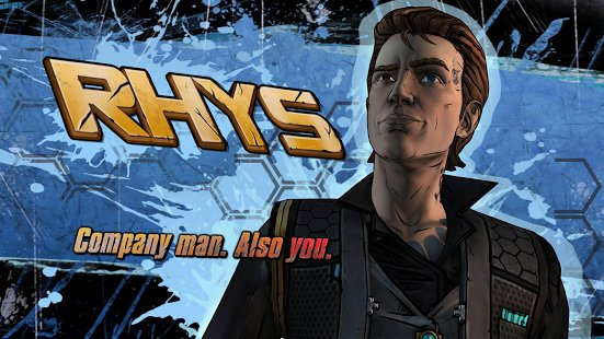 Скриншот Tales from the Borderlands