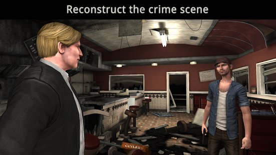 Скриншот The Trace: Murder Mystery Game