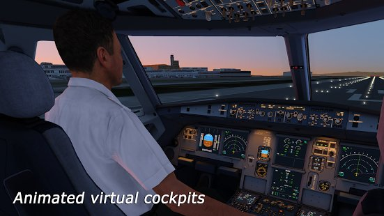 Скриншот Aerofly 2 Flight Simulator