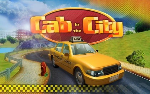 Скриншот CAB IN THE CITY