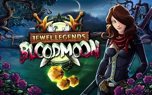 Скриншот Jewel Legends - Bloodmoon