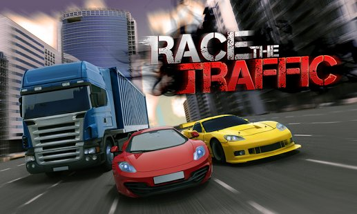 Скриншот Race the Traffic