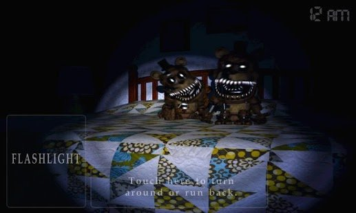 Скриншот Five Nights at Freddy's 4