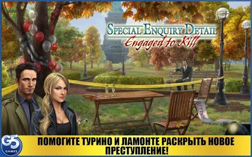Скриншот Special Enquiry Detail 2