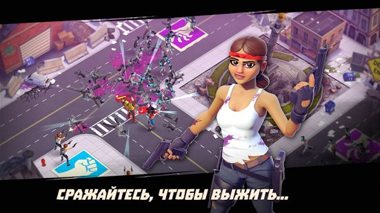 Скриншот World Zombination