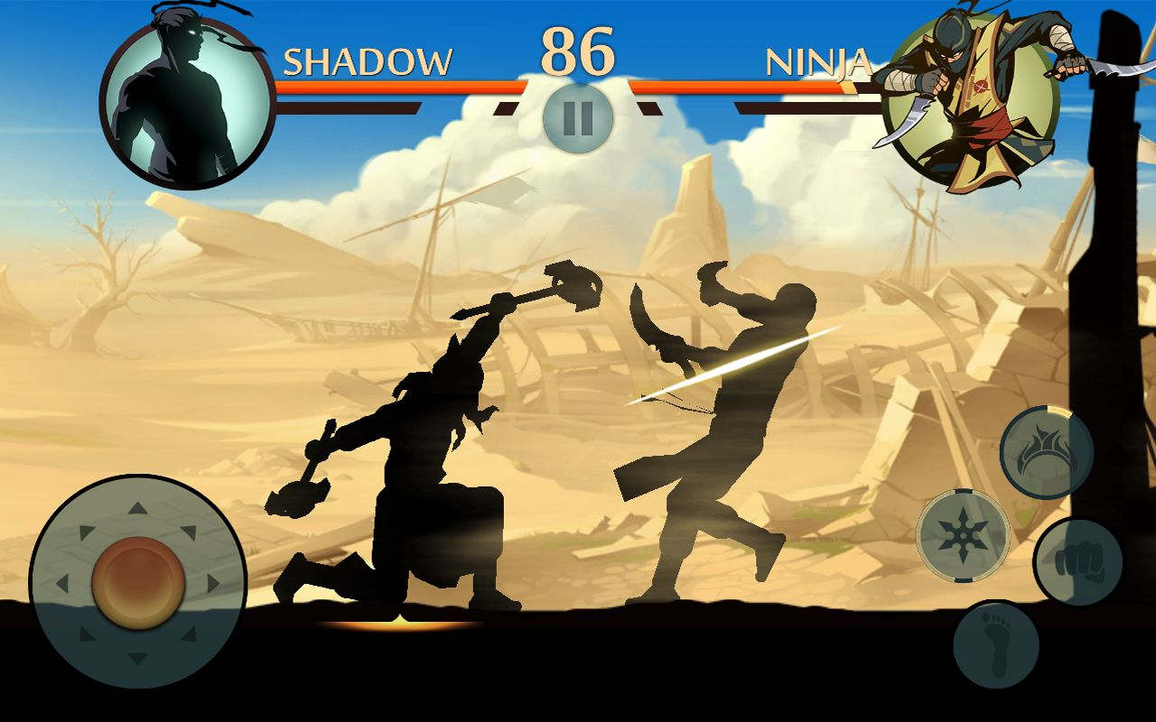 Shadow fight hentay sex images