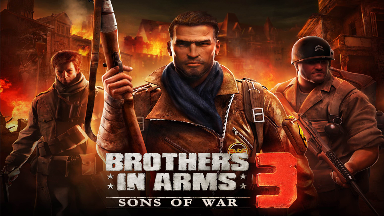 ������� ������� ���� Brothers in Arms 3: Sons of War �� ������� � ������� ��������� apk ��� ����������� � �������� ���.