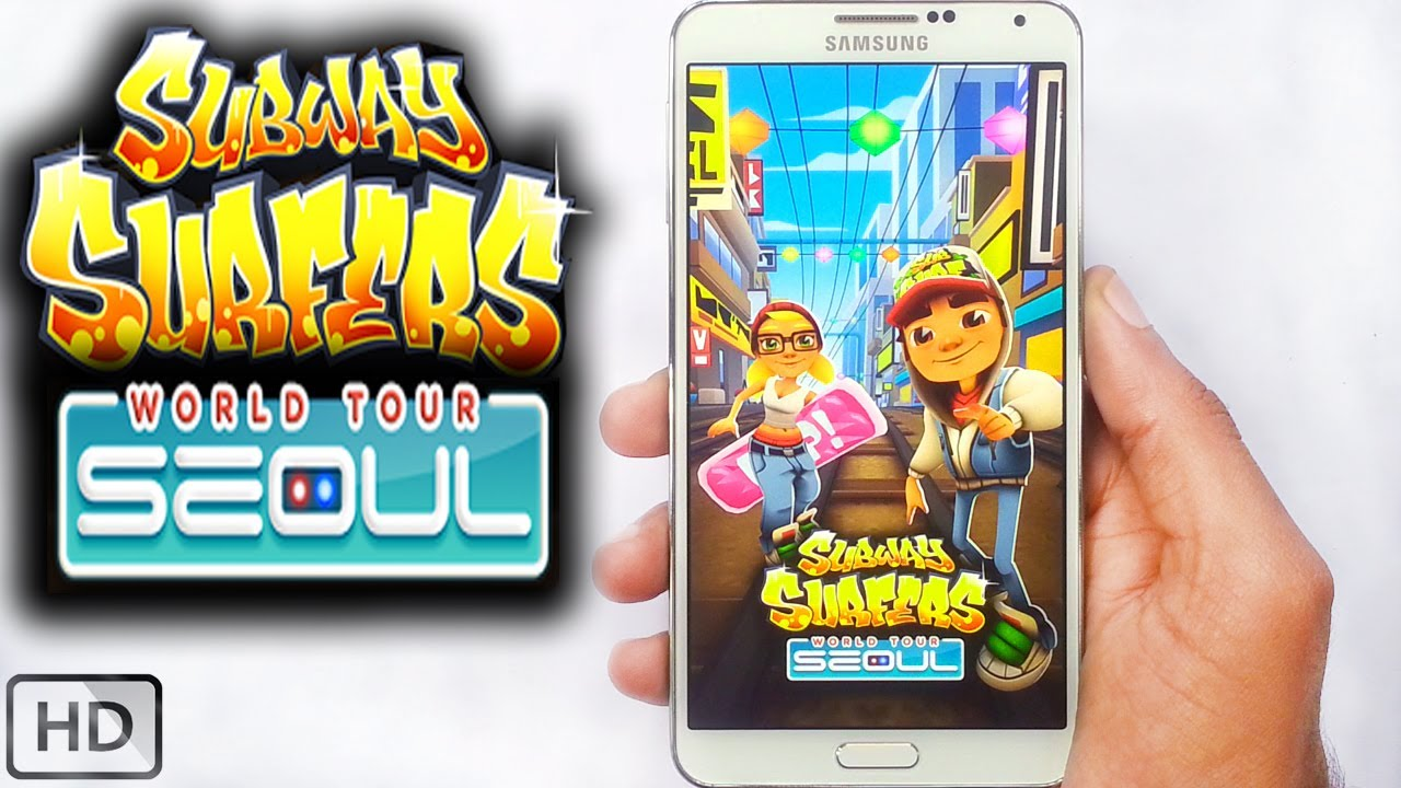 Subway Surfers 1.102.0 for Android - Download