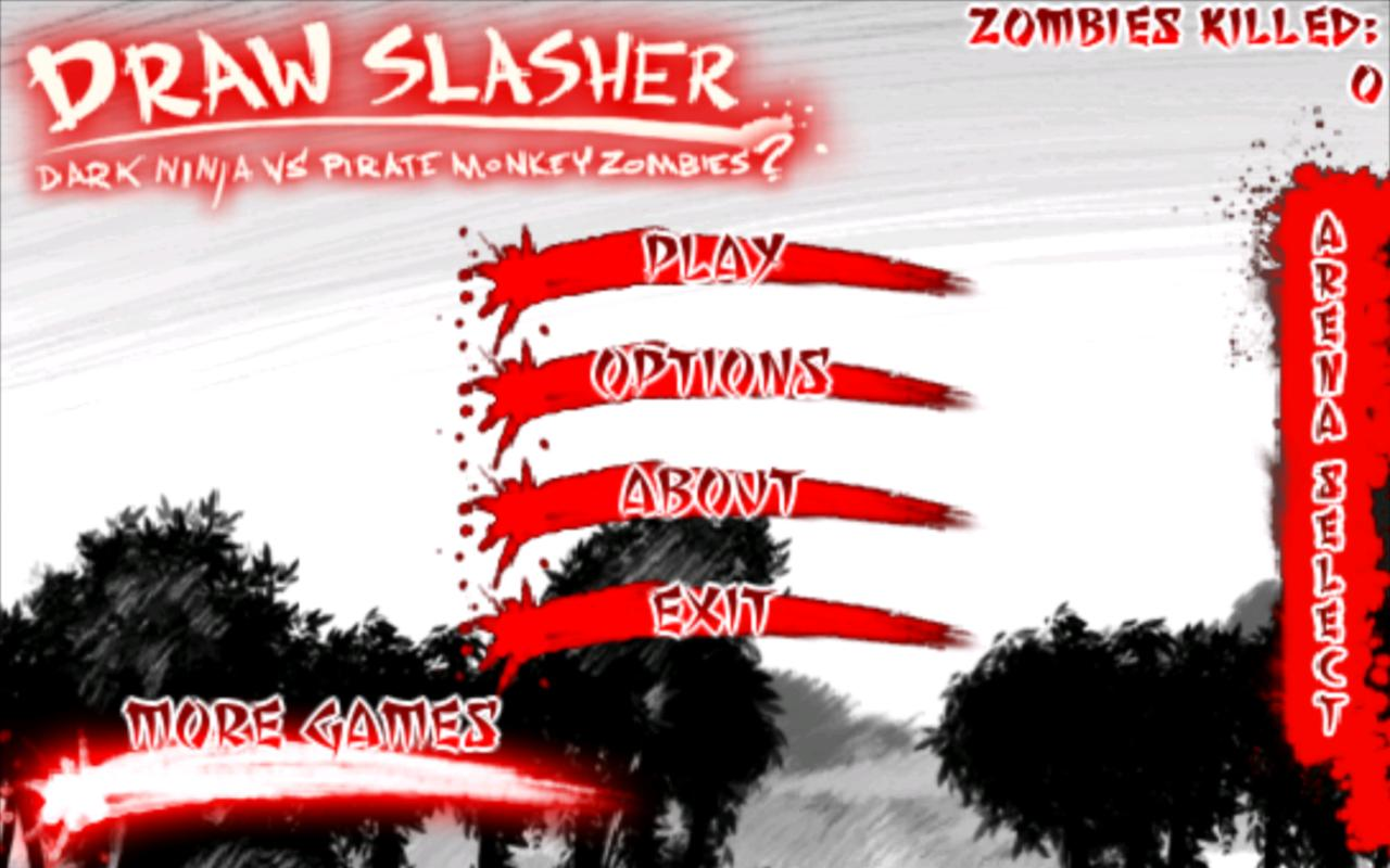 ������� ������� ���� Draw Slasher �� ������� � ������� (�������� ��������) ��������� apk ��� ����������� � �������� ���.