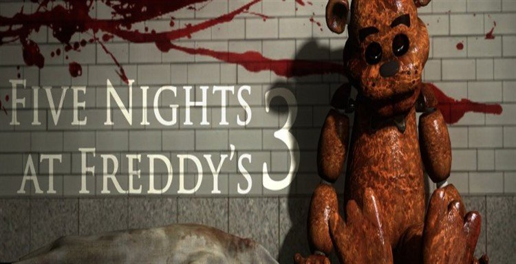 ������� ������� ���� Five Nights at Freddy's 3 ��� ������� � �������� ��������� apk ��� ����������� � �������� ���.
