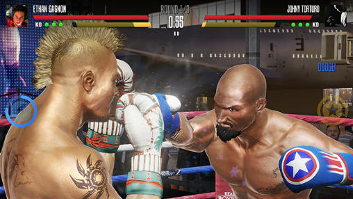 Real boxing 2 на планшет бесплатно