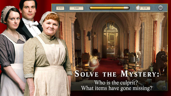 Downton Abbey: The Game ������� �� ������� ���������