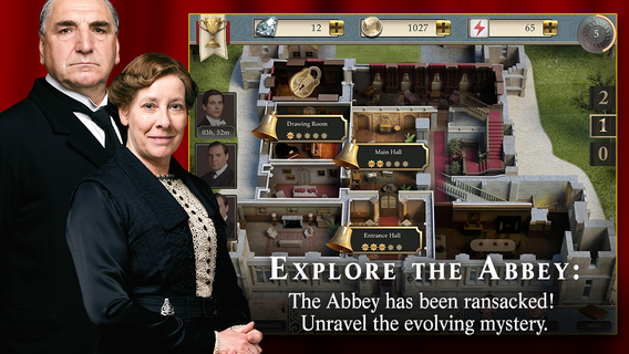 ������� Downton Abbey: The Game �� �������