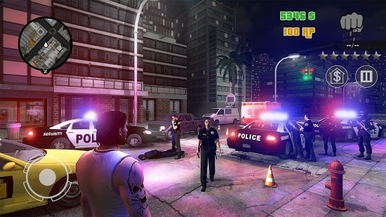 ������� Clash of Crime Mad City War Go �� android ������� ���������