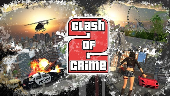 ������� Clash of Crime Mad City War Go ��� ������� �������� ��� ��������