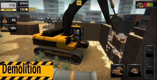 ������� Construction Machines 2016 apk ��� ����������� � �������� ���