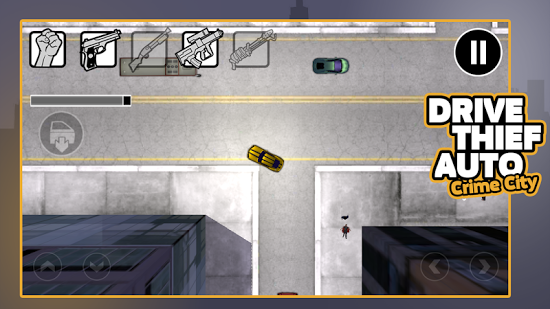 ������� Drive Thief Auto: Crime City ��� android �������� ���������