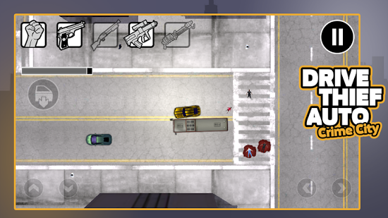 Cкриншоты из игры Drive Thief Auto: Crime City