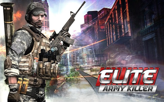 Cкриншоты из игры ELITE ARMY KILLER