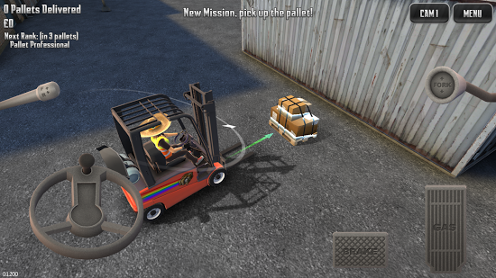 ������� Extreme Forklifting 2 ��������� ��� �������
