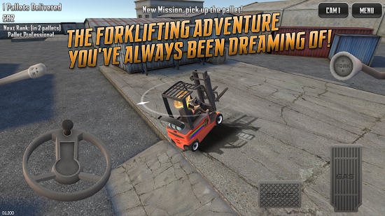 ������� Extreme Forklifting 2 �� android ������� ���������