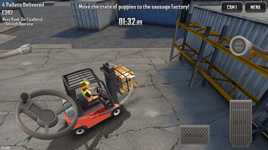 Extreme Forklifting 2 ������� �� ������� ���������