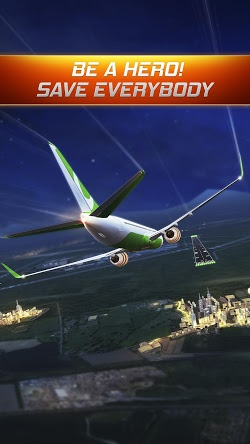 Cкриншоты из игры Flight Alert Simulator 3D