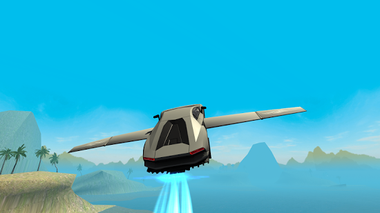 Cкриншоты из игры Flying Car Free: Extreme Pilot