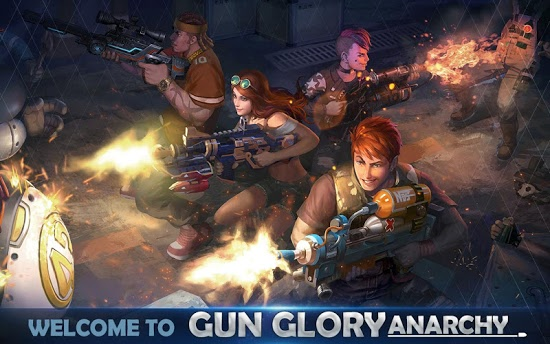Cкриншоты из игры Gun Glory: Anarchy (Real Time)
