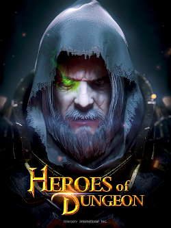 Cкриншоты из игры Heroes of Dungeon