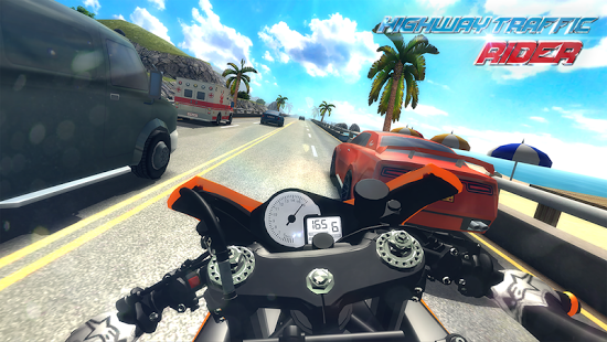 Cкриншоты из игры Highway Traffic Rider