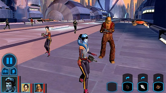 Knights of the Old Republic ������� �� ������� ���������