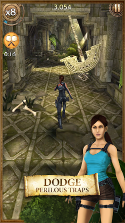 Lara Croft: Relic Run ������� �� ������� ���������