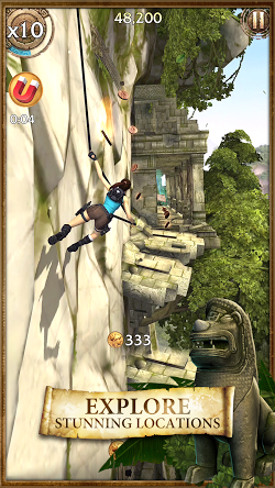 ������� Lara Croft: Relic Run apk ��� ����������� � �������� ���