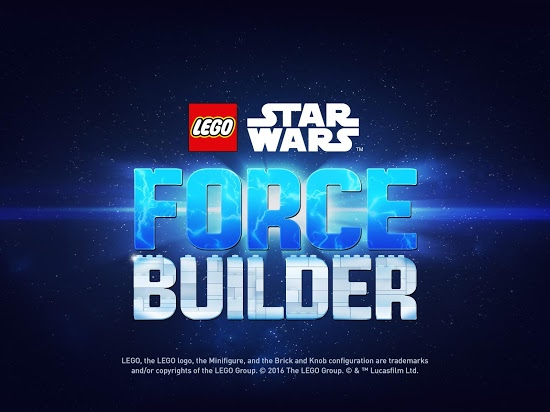 LEGO Star Wars Force Builder ������� �� ������� ������� ���������
