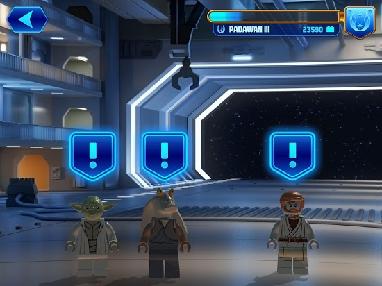 ������� LEGO Star Wars Force Builder apk ��� ����������� � �������� ���