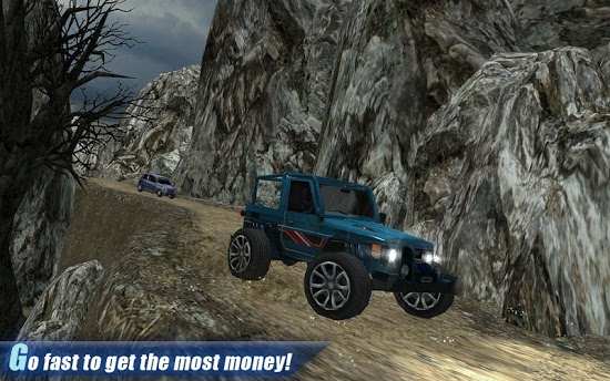 Cкриншоты из игры Off Road 4x4 Hill Jeep Driver