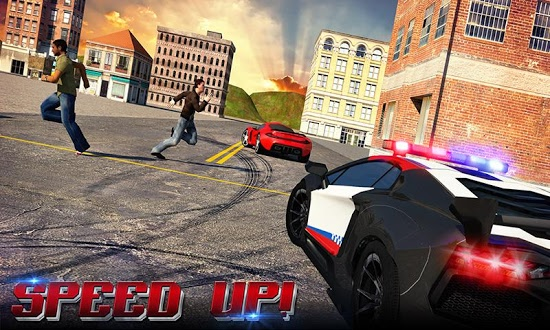 ������� Police Chase Adventure sim 3D ��������� ��� �������