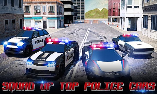 ������� Police Chase Adventure sim 3D �� android ������� ���������