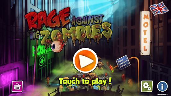 Cкриншоты из игры Rage Against The Zombies