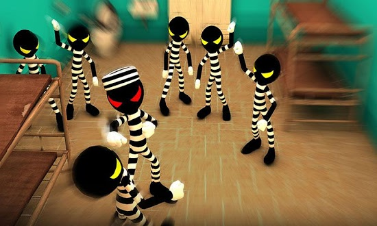 ������� Stickman Escape Story 3D �� �������� ������� ��� ������� ���������