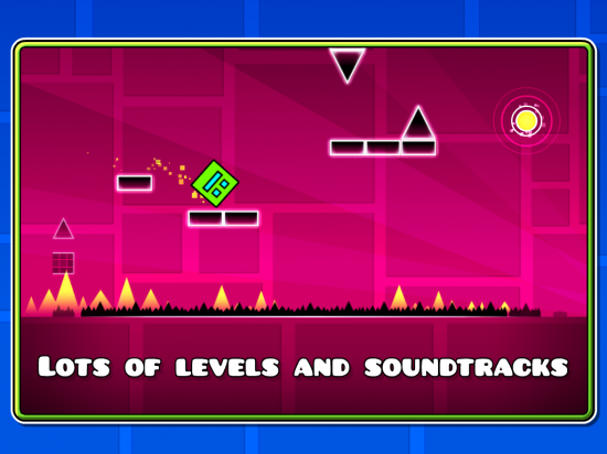 ������� Geometry Dash �� android ������� ���������