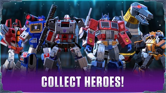 ������� Transformers: Earth Wars apk ��� ����������� � �������� ���