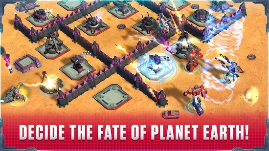 Transformers: Earth Wars ������� �� ������� ������� ���������