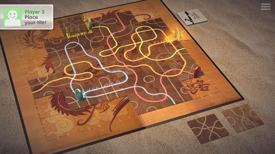 Tsuro - The Game of the Path ������� �� ������� ���������