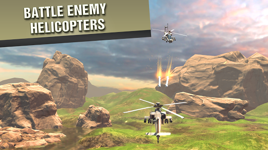 ������� VR Battle Helicopters ��� ������� �������� ��� ��������