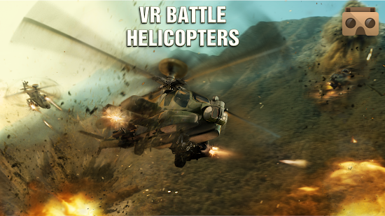 ������� VR Battle Helicopters ��������� ��� �������