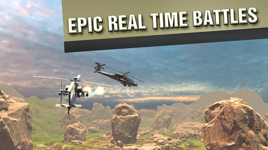 VR Battle Helicopters ������� �� ������� ���������