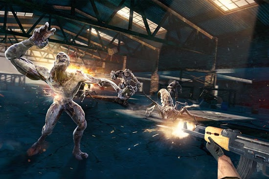 ZOMBIE: Best Free Shooter Game ������� ��� ��������� ������� ���������
