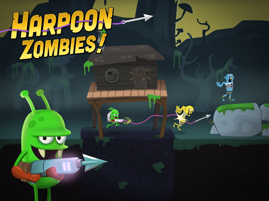 ������� Zombie Catchers �� android ������� ���������